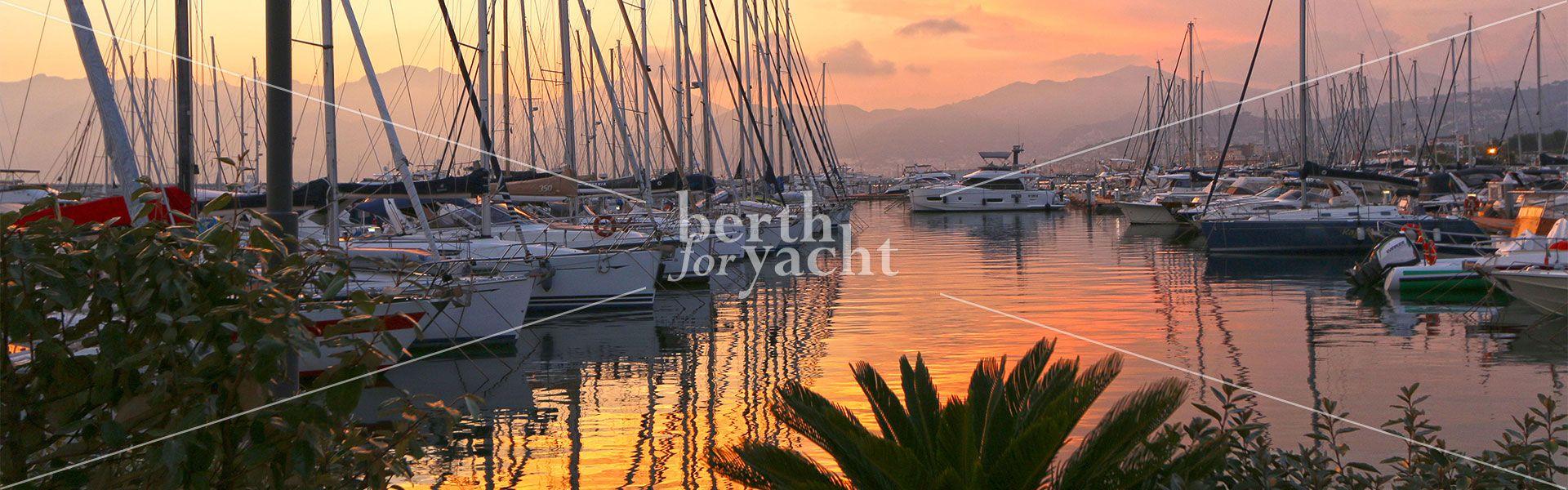 Berths for sale in Antibes, Golfe Juan, Mandelieu, Cap d'Ail