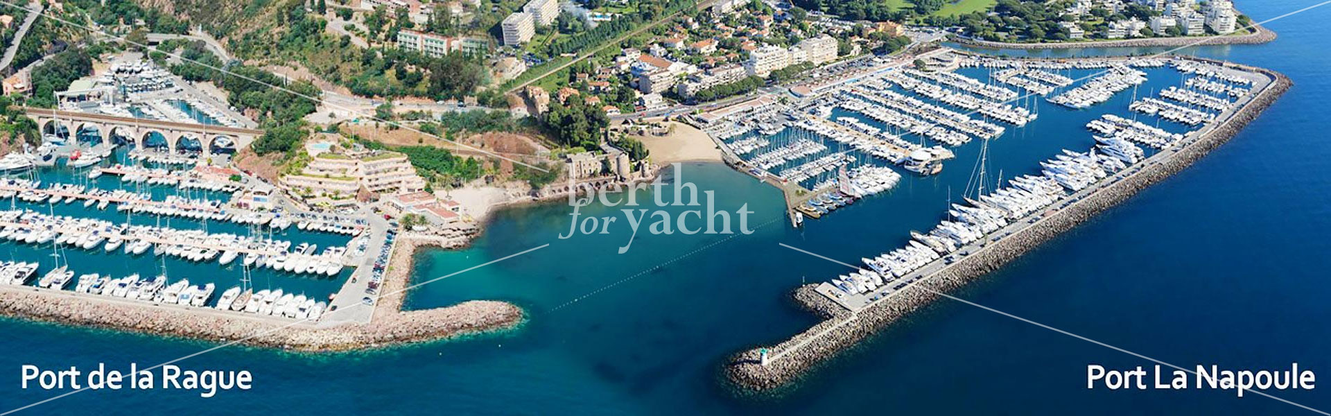 Berths for sale in Mandelieu | Berth For Yacht