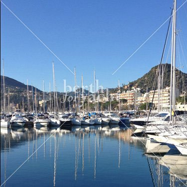 Marina Yacht berths and Moorings for sale in Port La Napoule - Mandelieu-