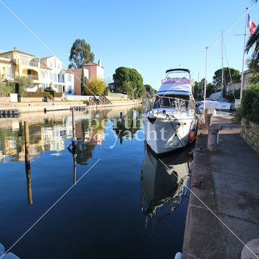 Marina Yacht berths and Moorings for sale in Port Cogolin- Gulf of Saint Tropez