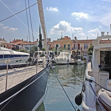 Marina Yacht berths and Moorings for sale in Port Grimaud  Gulf of Saint Tropez