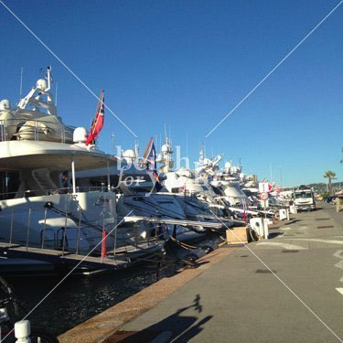 Marina Yacht berths and Moorings for sale in Port La Napoule - Mandelieu-French-Riviera