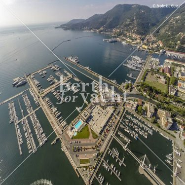 Marina Yacht berths and Moorings for sale in La Spezia -Porto Mirabello- Italy
