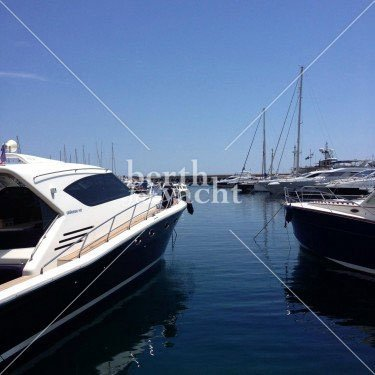 Marina Yacht berths and Moorings for sale in Port of Cap d'Ail - Close to Monte-Carlo
