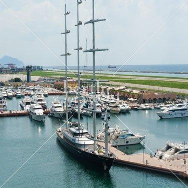 Marina Yacht berths and Moorings for sale in Marina Genova- Italy