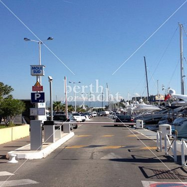 Marina Yacht berths and Moorings for sale in Port Vauban