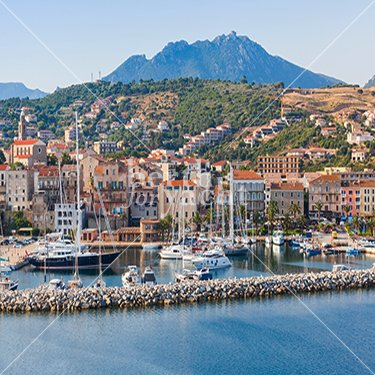 Marina Yacht berths and Moorings for sale in Portu Valincu Propriano Corsica