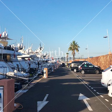 Marina Yacht berths and Moorings for sale in Port La Napoule Mandelieu French Riviera