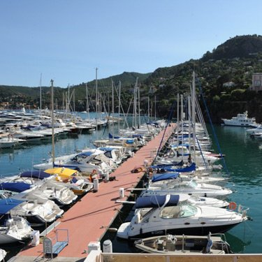 Marina Yachts and Berths Moorings for Sale Port de la Rague