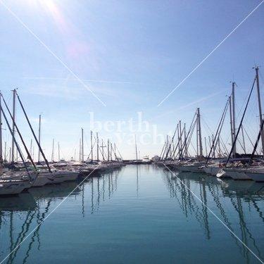 Marina Yacht berths and Moorings for sale in Port Saint Laurent du Var