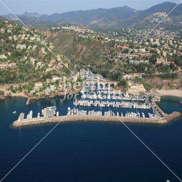 Marina Yacht berths and Moorings for sale in Port de la Rague French Riviera