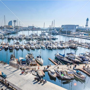 Marina Yacht berths and Moorings for sale in Marina Port Vell