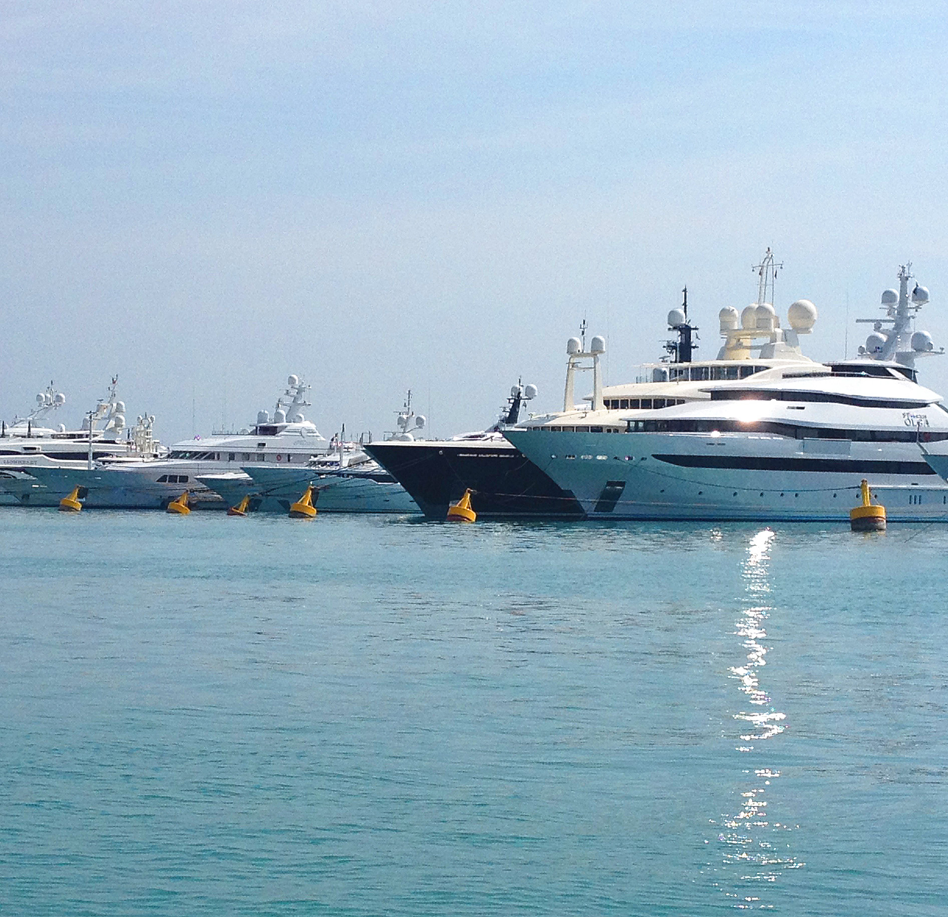 Superyacht berths on Berth For Yacht